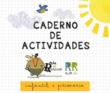 CADERNO DE ACTIVIDADES INFANTIL E PRIMARIA
